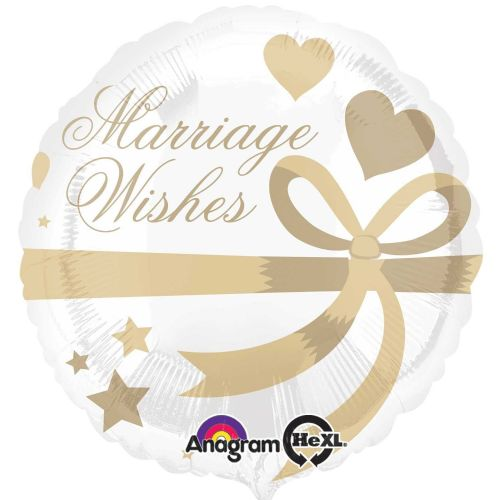 "18"" Marriage Wishes"